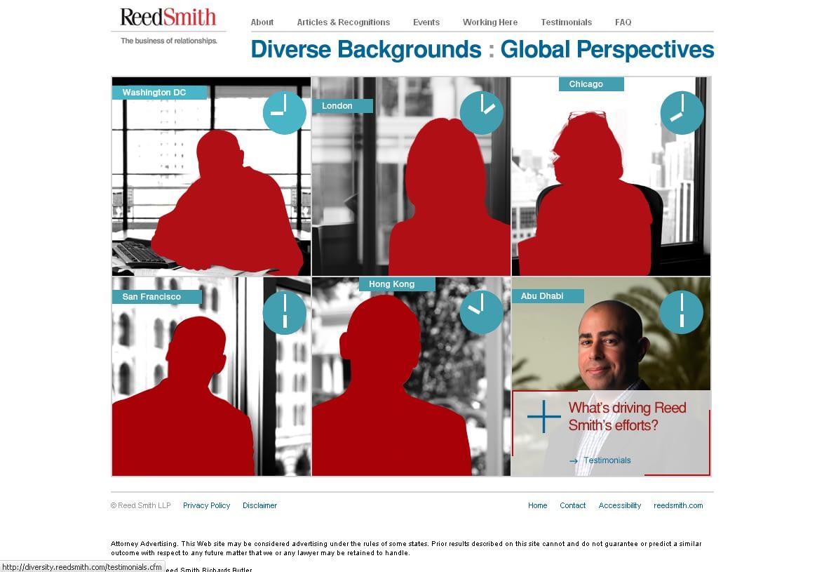 Reed Smith Diversity