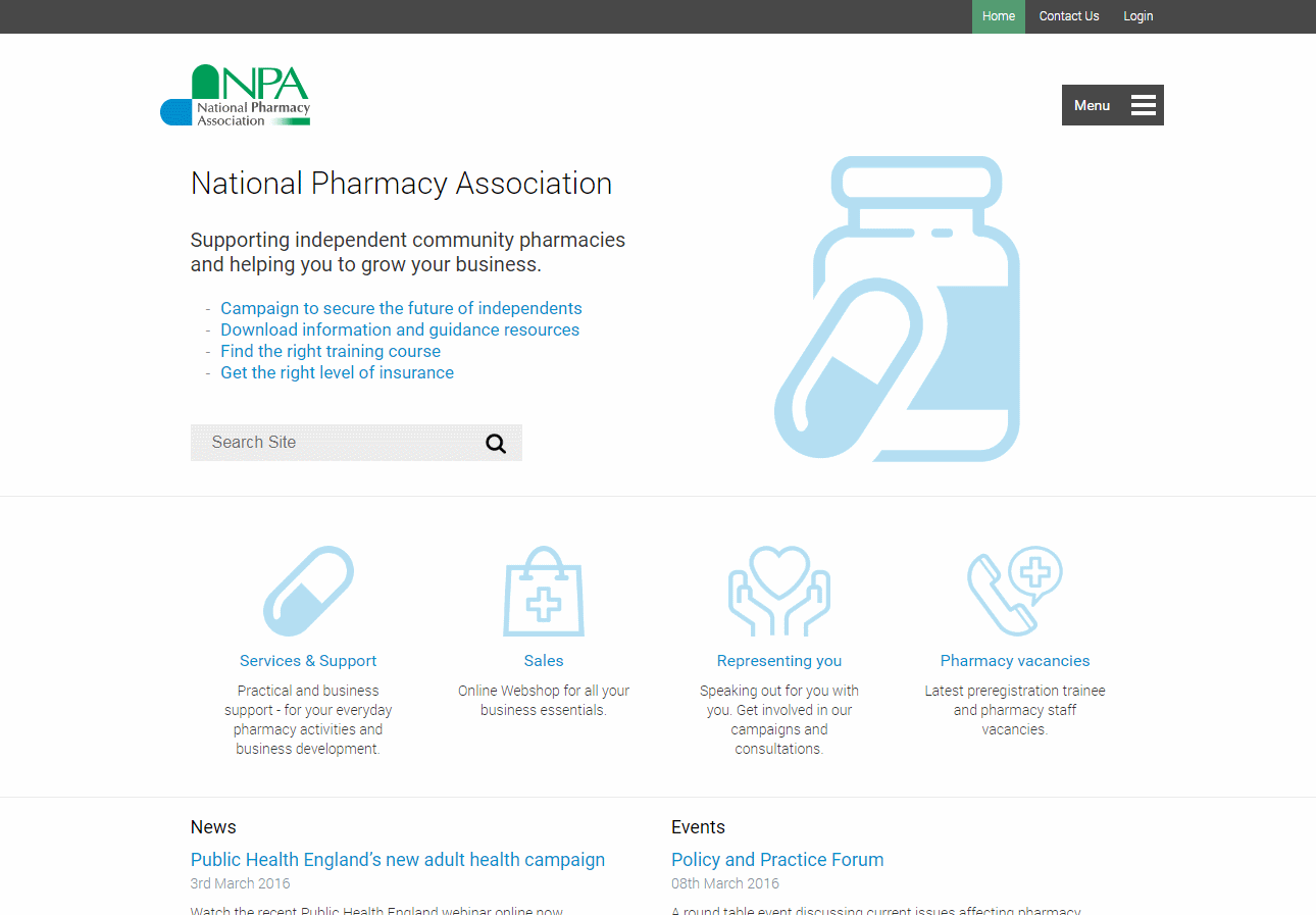 2016 National Pharmacy Association
