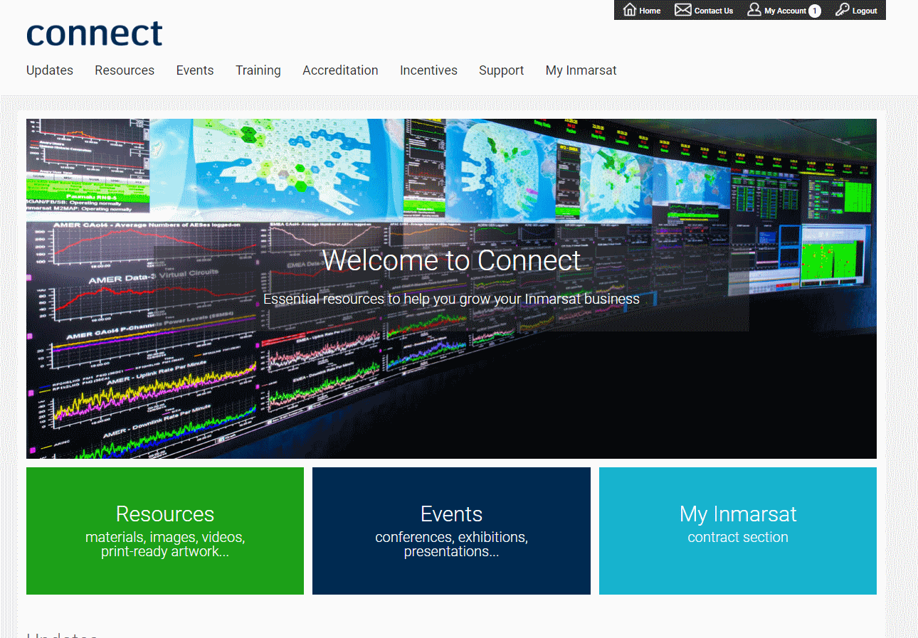 2015 Inmarsat Connect