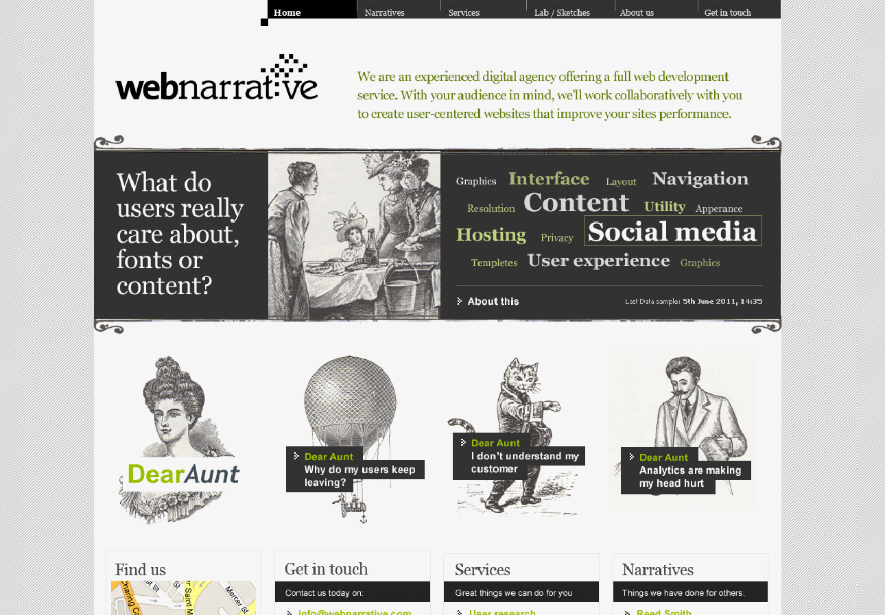 WebNarrative