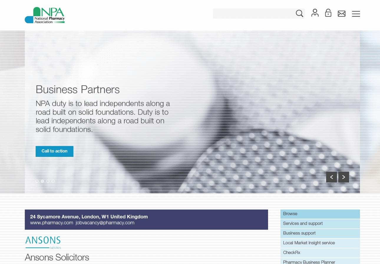 2018 National Pharmacy Association