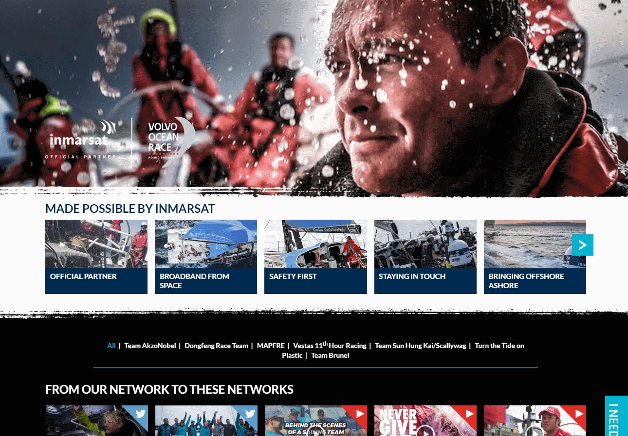 2017 Inmarsat Volvo Ocean Race