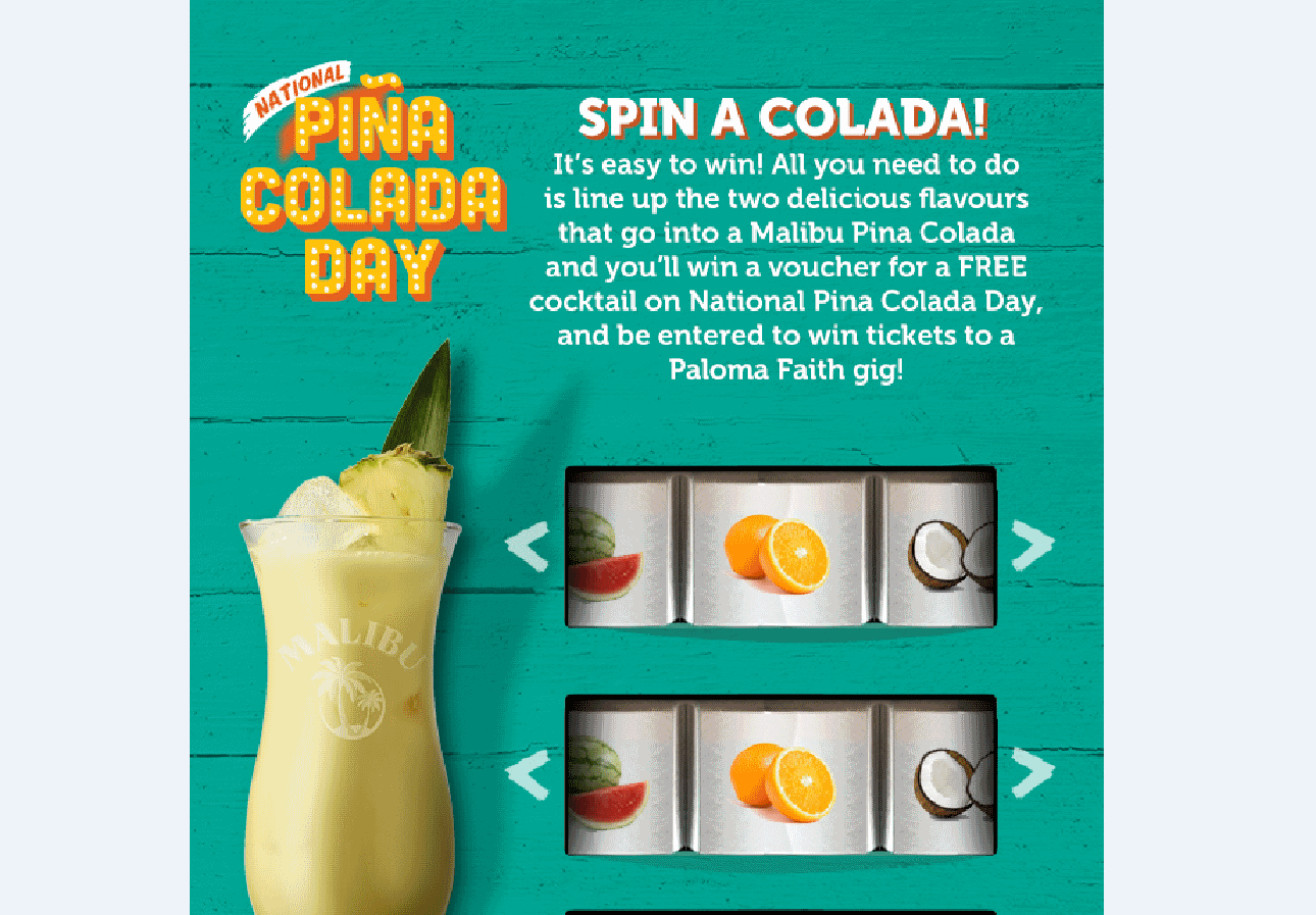 Pina Colada Day