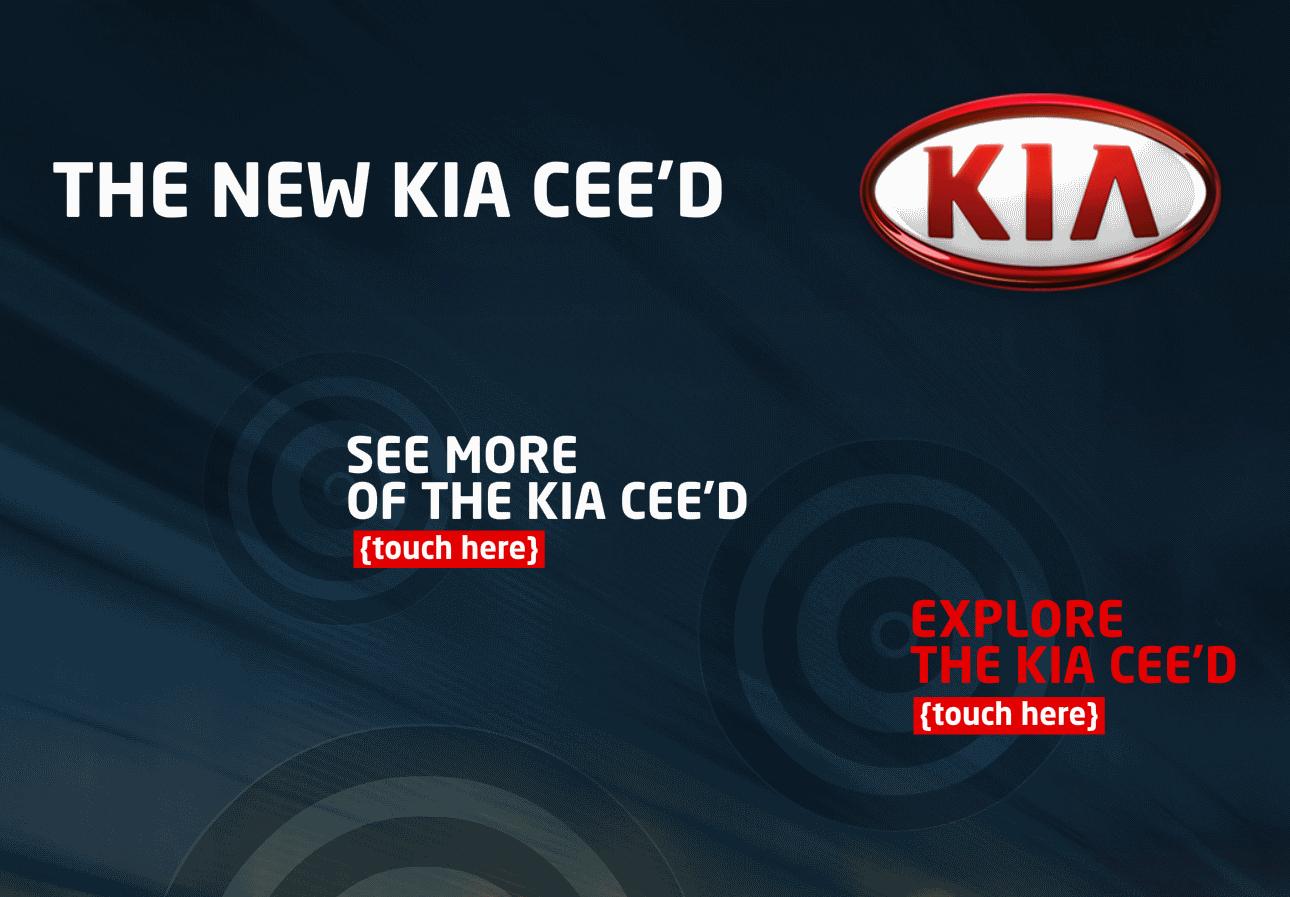 Kia Interactive Game