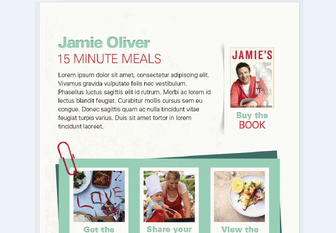 Jamies 15 Mins